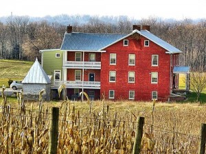 Elmwood Farm Bed And Breakfast West Virginia